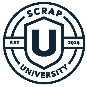 scrap university logo